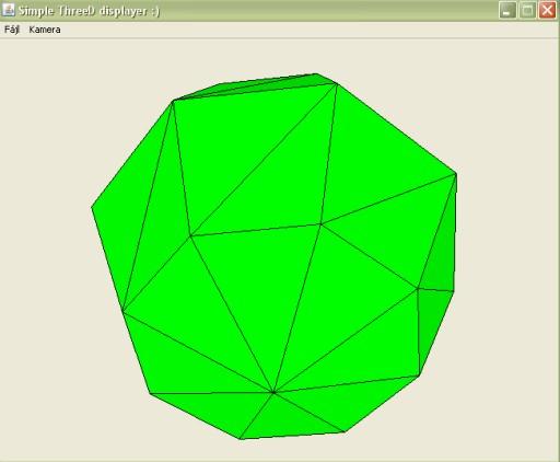 Java 3D engine